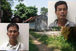 Chân dung 2 gã hàng xóm đồi bại xâm hại 2 chị em ruột ở Sơn Tây