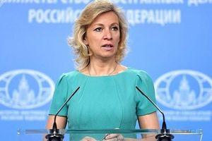 Nga kêu gọi Trung Quốc hợp tác chống sự can thiệp nội bộ của Mỹ