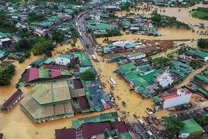 10 người chết, hàng nghìn ngôi nhà bị ngập tại các tỉnh Tây Nguyên và Nam Bộ do mưa lũ