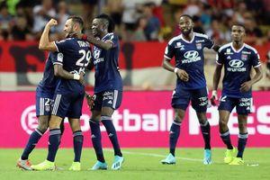 Lyon vùi dập AS Monaco ở trận khai màn Ligue 1 mùa giải mới