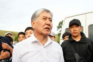 Sóng gió chính trường Kyrgyzstan