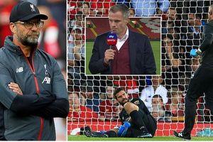 Jamie Carragher: 'Liverpool khởi đầu ổn, nhưng sẽ lo về sau'
