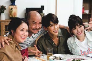 Hari Won không sợ Trấn Thành ghen khi hôn trai đẹp Hàn Quốc trong phim