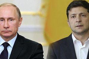 Tổng thống Ukraine sắp đạt thỏa thuận với Tổng thống Nga Putin về Donbas?