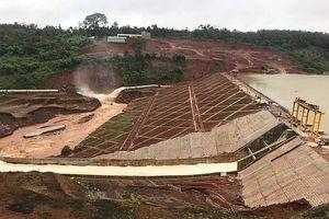 Hồ thủy điện chứa 13 triệu m3 nước suýt vỡ do… củi?