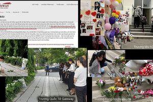 Bé 6 tuổi tử vong ở Gateway: Tưởng niệm bằng hoa và nến hơn là im lặng, đổ lỗi