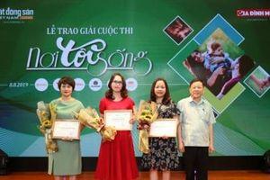 Cuộc thi Nơi tôi sống: GFS được cư dân yêu mến với nhiều tác phẩm chất lượng