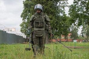 Nơi giúp công binh Nga sản xuất các thiết bị rà phá bom mìn hiện đại
