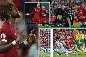 Liverpool bắn pháo hiệu, chờ Man City đáp lời