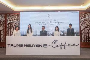 Tập đoàn Trung Nguyên Legend ra mắt Trung Nguyên E-Coffee