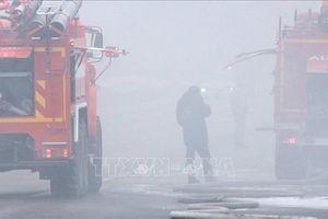 Nga: Nhiều nhân viên Rosatom thiệt mạng khi thử nghiệm động cơ tên lửa