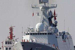 Philippines sẽ phản đối việc tàu Trung Quốc đi vào vùng đặc quyền kinh tế