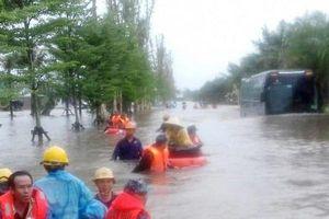 Phú Quốc ngập hơn 8.400 căn nhà, thiệt hại trên 100 tỷ đồng