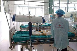 Đốt cồn dạy phòng chống cháy nổ, 3 trẻ mầm non nhập viện trong tình trạng nguy kịch