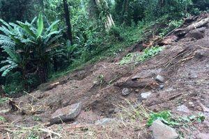 Nhà máy thủy điện Đắk Sin 1 - Đắk Nông bị tê liệt, cô lập hoàn toàn do sạt lở đất