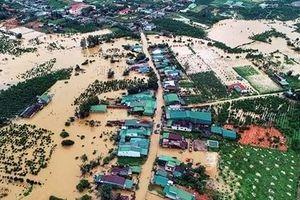 Lũ lụt, sạt lở đất ở Tây Nguyên khiến 10 người chết, 5.000 người di dời khẩn cấp