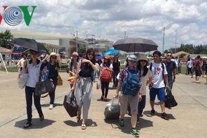 Lượng khách du lịch Trung Quốc đến Campuchia tăng đột biến