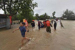 Chủ động ứng phó với mưa lũ, sạt lở đất khu vực Tây Nguyên, sông Đồng Nai và Kiên Giang