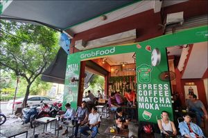 GrabFood mở quán cà phê ở Sài Gòn?