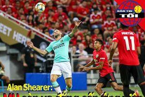 Shearer nhận định bẽ bàng về MU; Sarri cho Dybala ra rìa