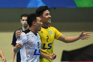 Highlights Thái Sơn Nam 6-4 Naft Al Wasat: Thủ môn Văn Ý ghi bàn