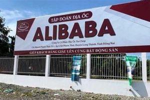 Địa ốc Alibaba gây náo loạn: Thêm thông tin sốc