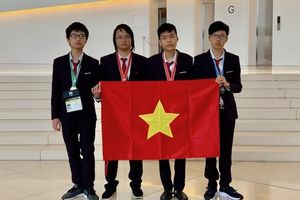 Học sinh Việt Nam đoạt hai Huy chương vàng Olympic tin học quốc tế