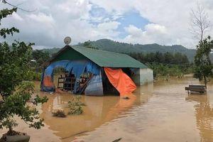 Tìm thấy thi thể nạn nhân bị nước lũ cuốn trôi tại Đồng Nai