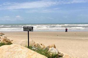 Vụ nhiều du khách bị sóng cuốn trôi ở Bình Thuận: Đã có cảnh báo biển động, sóng lớn