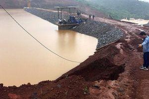 Nơm nớp lo vỡ đập thủy điện mùa mưa lũ