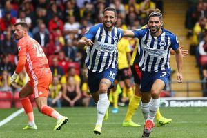 Kết quả vòng 1 Ngoại hạng Anh: Bất ngờ Brighton!