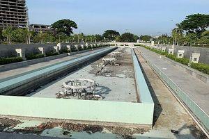 Trích khoản nợ của tỉnh để sửa chữa công viên biển tiền tỷ xuống cấp