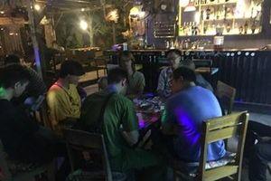 Đà Nẵng liên tục phát hiện hàng chục đối tượng dương tính ma túy trong quán bar, karaoke
