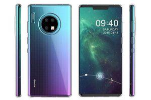 Huawei sẽ cho ra mắt Mate 30 và Mate 30 Pro vào 19/9