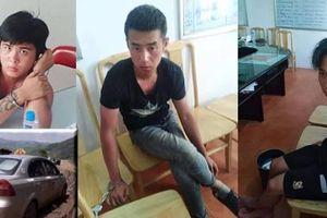 Dân mạng phát tán ảnh 3 gã Trung Quốc giết tài xế taxi, ném xác xuống sông Đà