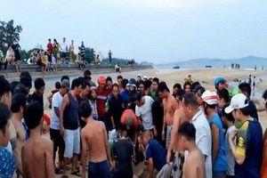 6 người chết và mất tích khi đang tắm biển ở Bình Thuận