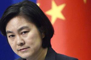 Trung Quốc: Anh hãy ngừng can thiệp vào Hồng Kông