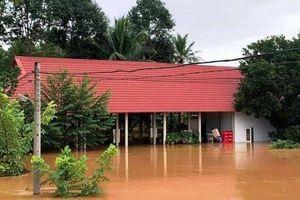 Đồng Nai: Tìm thấy thi thể nạn nhân bị nước lũ cuốn trôi