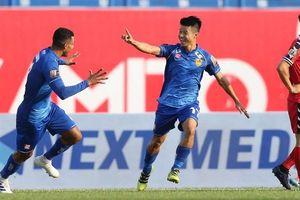 Quảng Nam 2-0 TP Hồ Chí Minh: Vận đen phút bù giờ