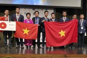 Học sinh Việt Nam đạt thành tích xuất sắc tại Olympic Quốc tế Thiên văn học và Vật lý thiên văn