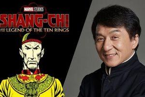 Thành Long đang đàm phán với Marvel để vào vai Zheng Zu trong 'Shang Chi'