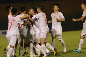 Thắng đậm Singapore, U18 Việt Nam rộng cửa vào bán kết U18 ĐNA