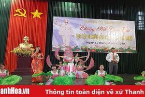 Huyện Thiệu Hóa tổ chức Chung kết cuộc thi 'Học tập Di chúc của Chủ tịch Hồ Chí Minh'