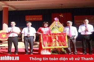 Huyện Thọ Xuân: Nâng cao chất lượng giáo dục, đào tạo