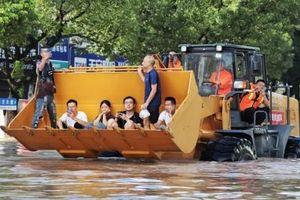 Bão Lekima đổ bộ, Trung Quốc thiệt hại nặng nề