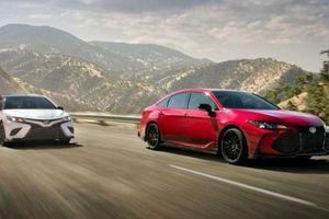 Toyota Avalon TRD 2020 có giá từ 1 tỷ VNĐ