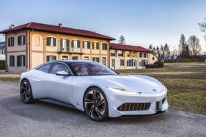 Hình ảnh chi tiết ô tô Karma GT concept sắp ra mắt