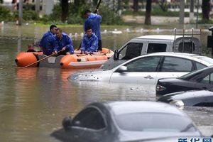 Siêu bão Lekima tàn phá Trung Quốc, làm chết ít nhất 28 người