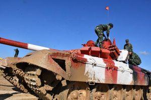 Nga khó xuất khẩu T-72 nâng cấp sau màn thể hiện tệ hại của T-72B3 tại Tank Biathlon 2019?