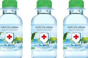 Hà Nội: Thu hồi 6 loại mỹ phẩm dưỡng da, nước súc miệng không đảm bảo chất lượng